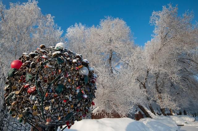 В ближайшие дни в крае ожидаются морозы до -31…-35 градусов